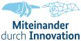 Logo: Miteinander durch Innovation